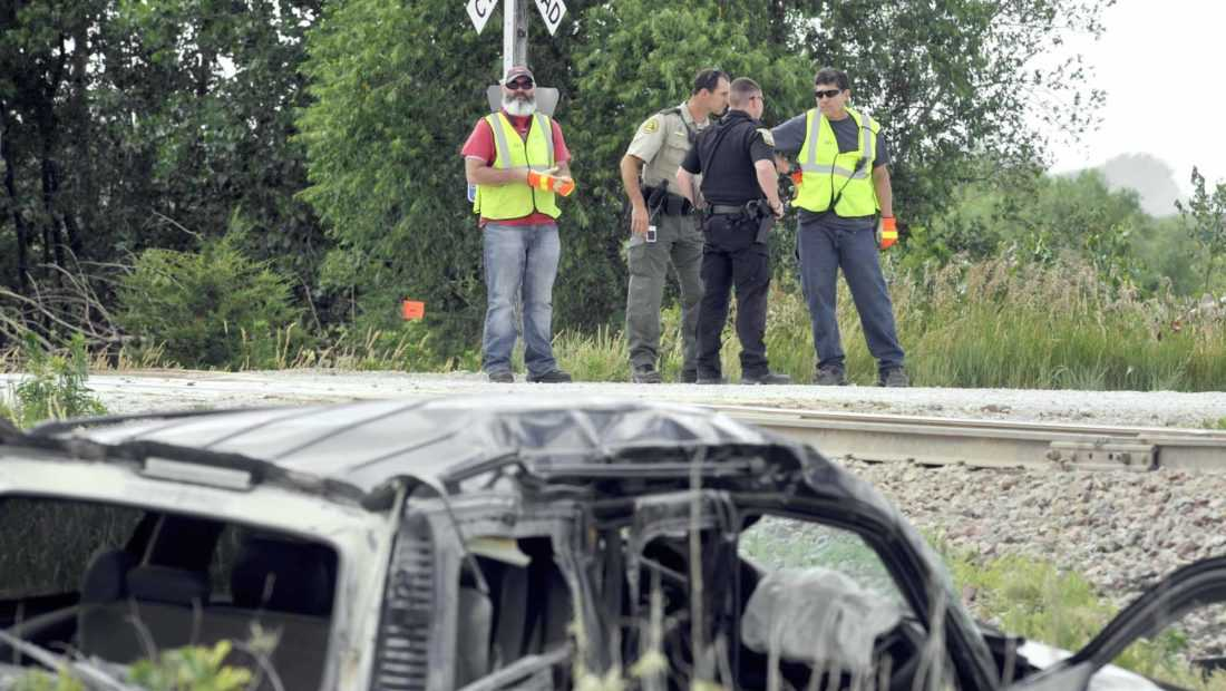 new information released in suv vs train crash. Cars Review. Best American Auto & Cars Review