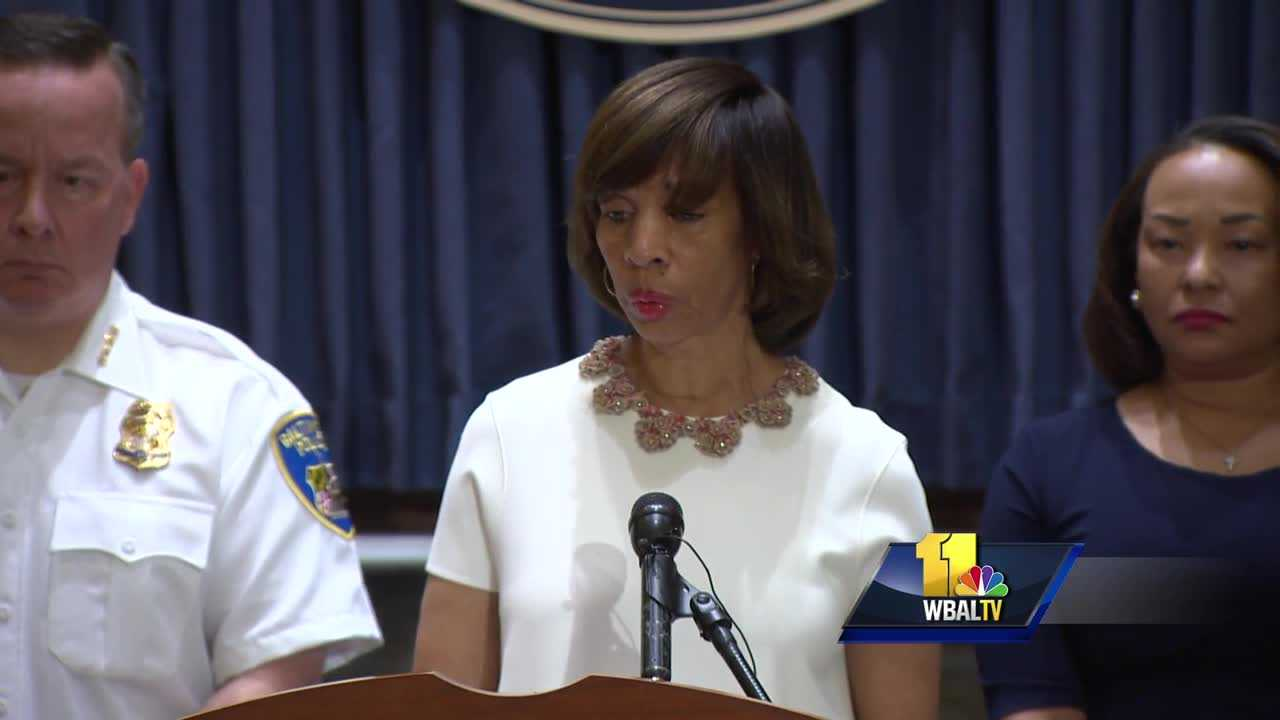 Baltimore setting up oversight of police under Obama decree