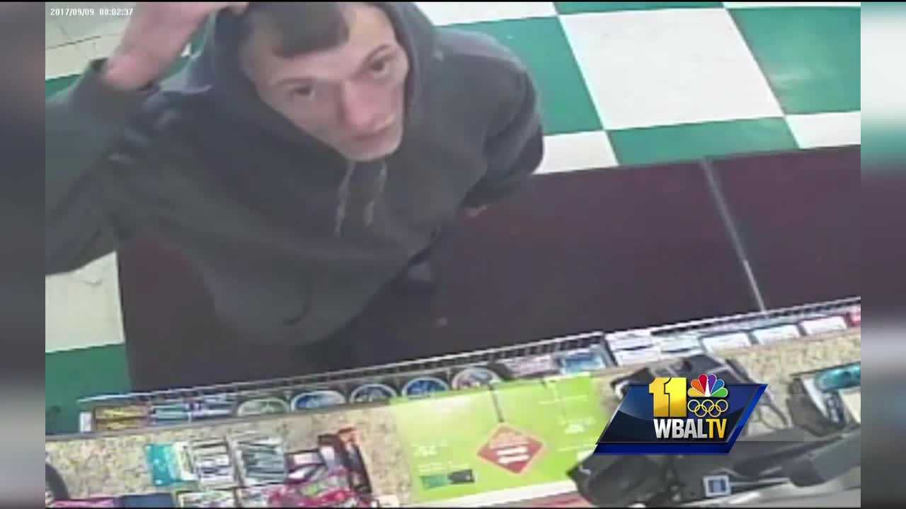 Catonsville robbery