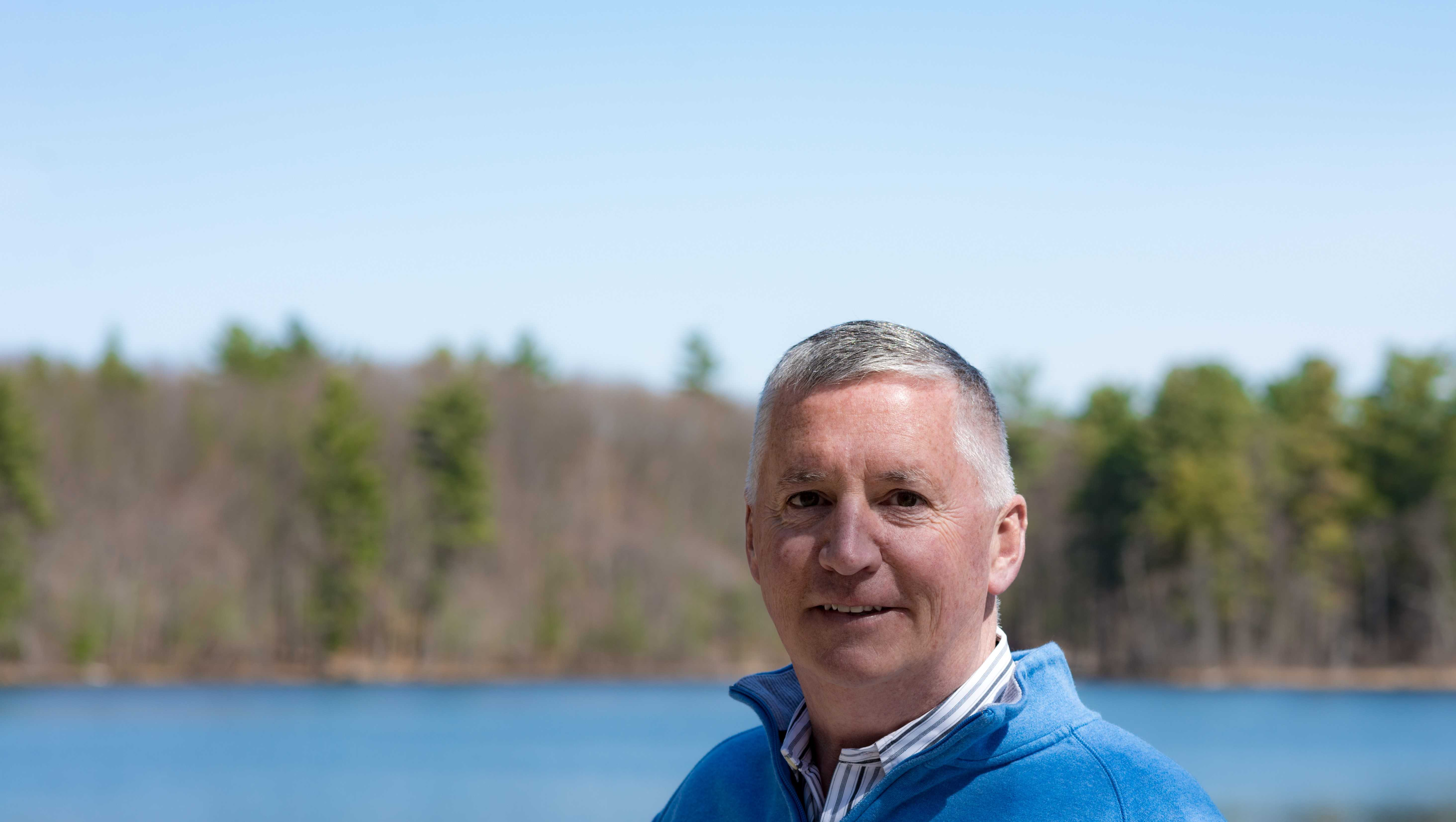 Manchester Ward 1 Alderman and District 16 state Senate candidate Kevin Cavanaugh