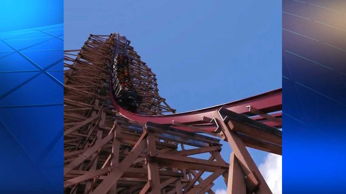 Cedar Point's Steel Vengeance roller coaster