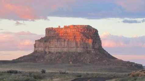 Chaco Canyon National Historical Park (Fajada Butte)
