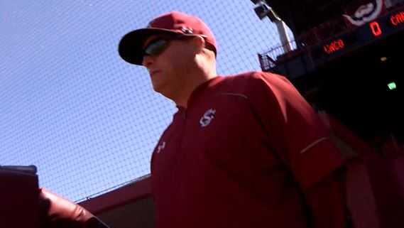 Chad Holbrook USC Baseball