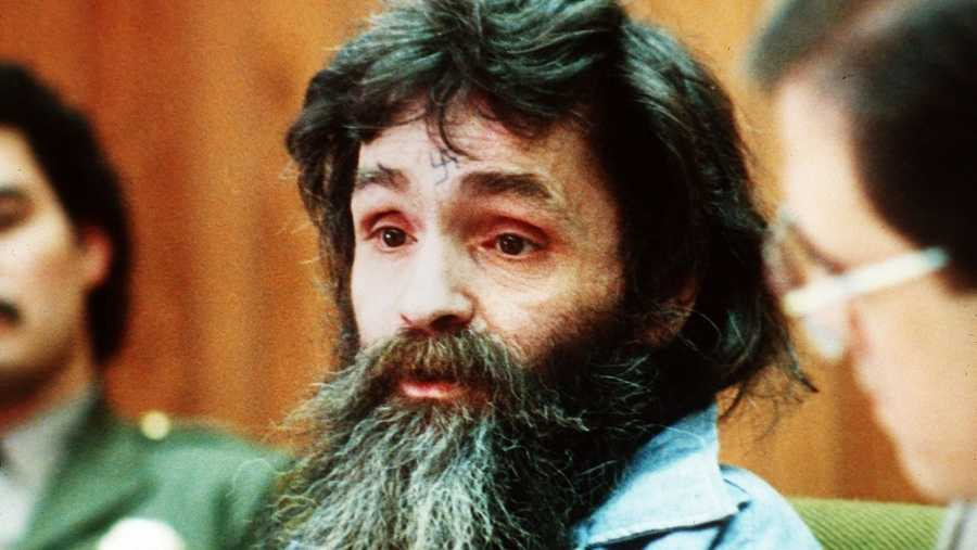 California governor stops parole for Charles Manson follower