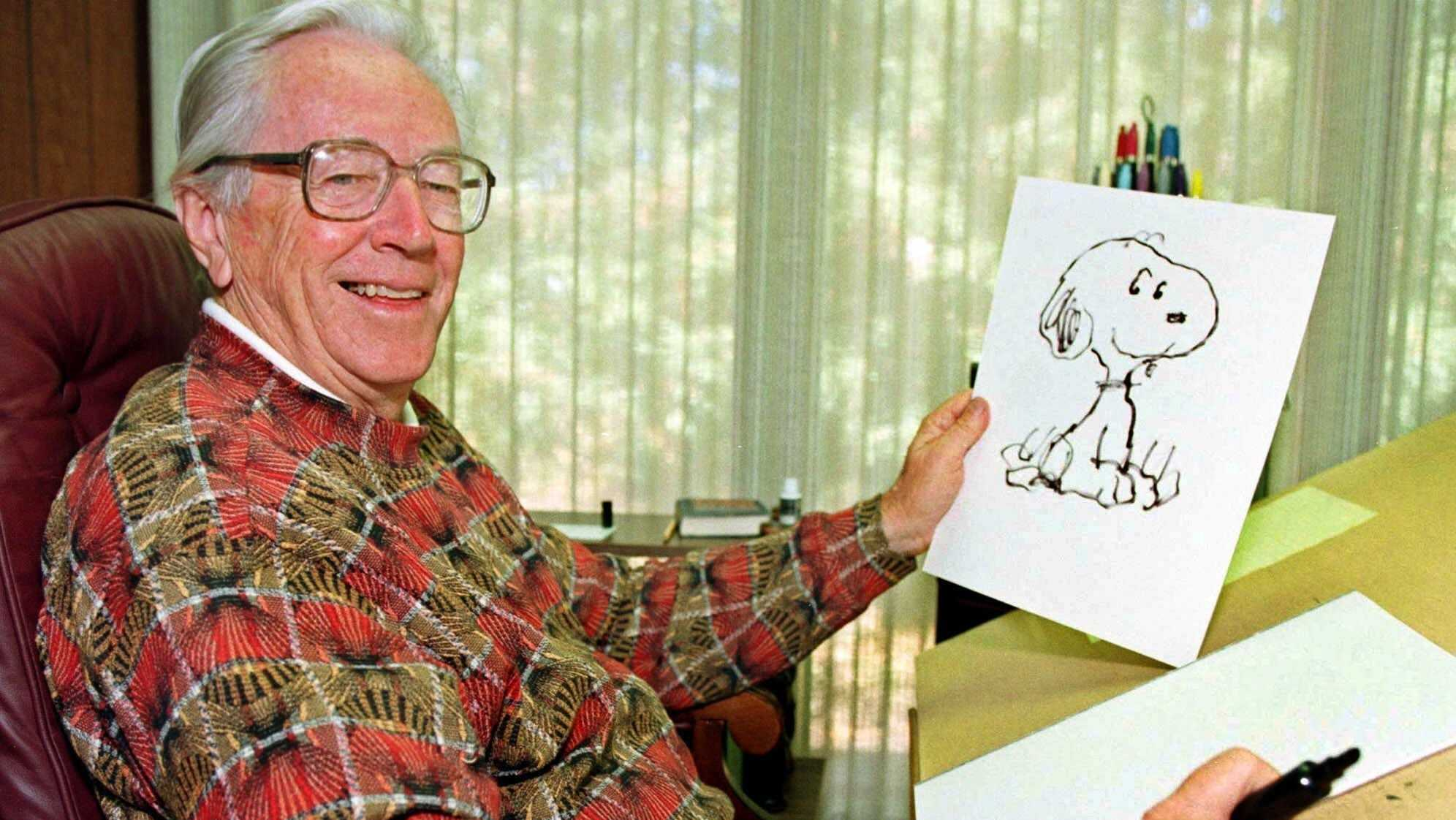 "The home of Charles Schulz, the creator of the ""Peanuts"" comic strip, was lost in the wildfires that are ravaging Northern California"