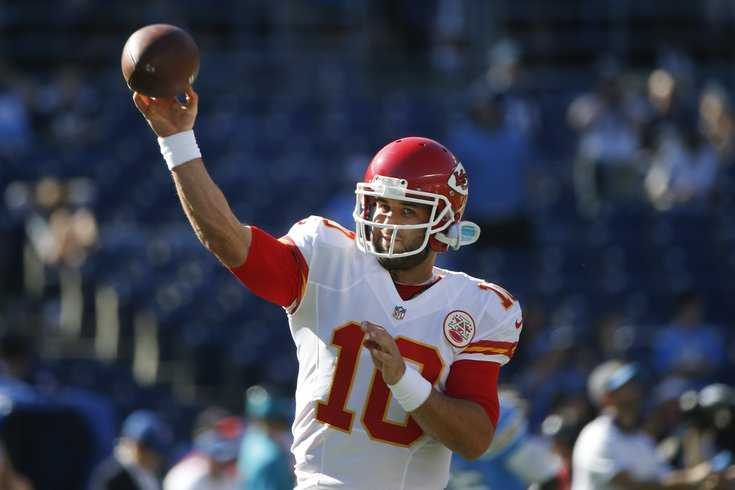 Saints sign veteran QB Chase Daniel