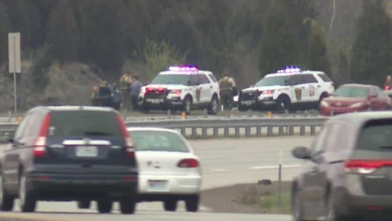 I-435 chase end near 63rd Street