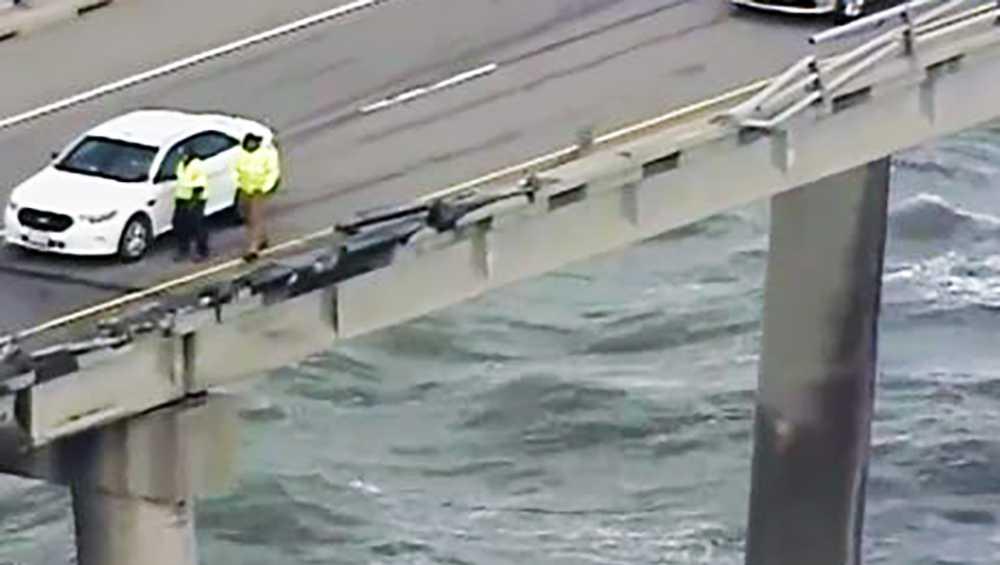 Chesapeake Bay Bridge crash