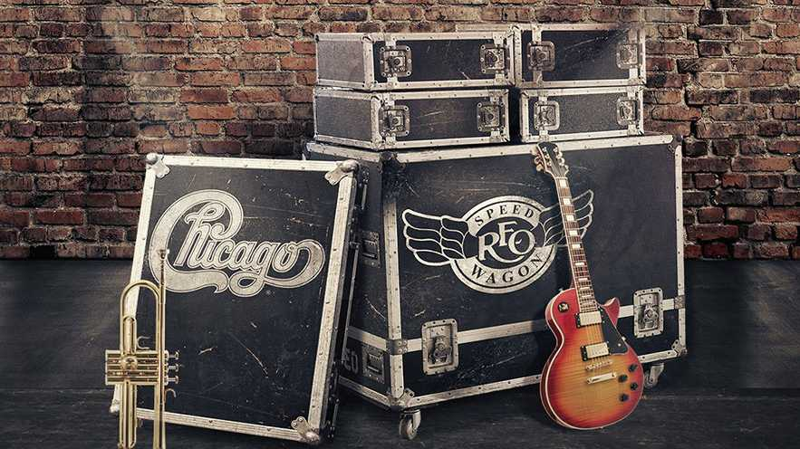 Chicago and REO Speedwagon