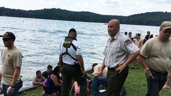 5-year-old drowns at Brookville Reservoir
