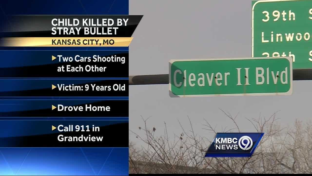 Child killed, Kansas City, Grandview