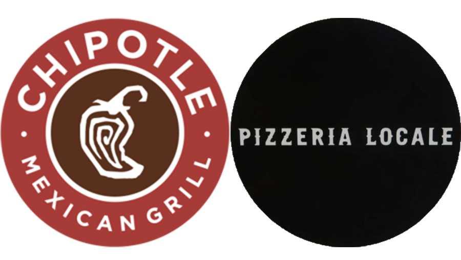 Chipotle/Pizzeria Locale