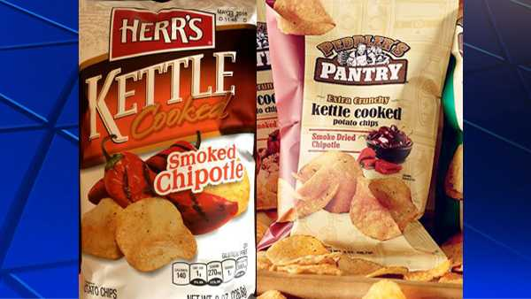 Herrs potato chips