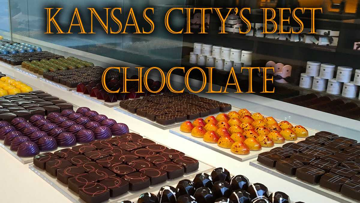 Kansas City's Best Chocolte