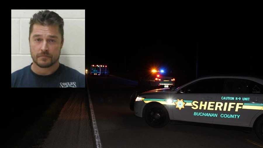 Former 'Bachelor' star Chris Soules arrested after deadly crash