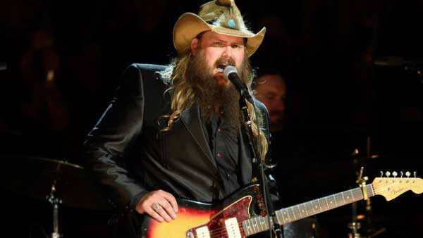 Chris Stapleton Postpones Wheatland, Other Tour Dates