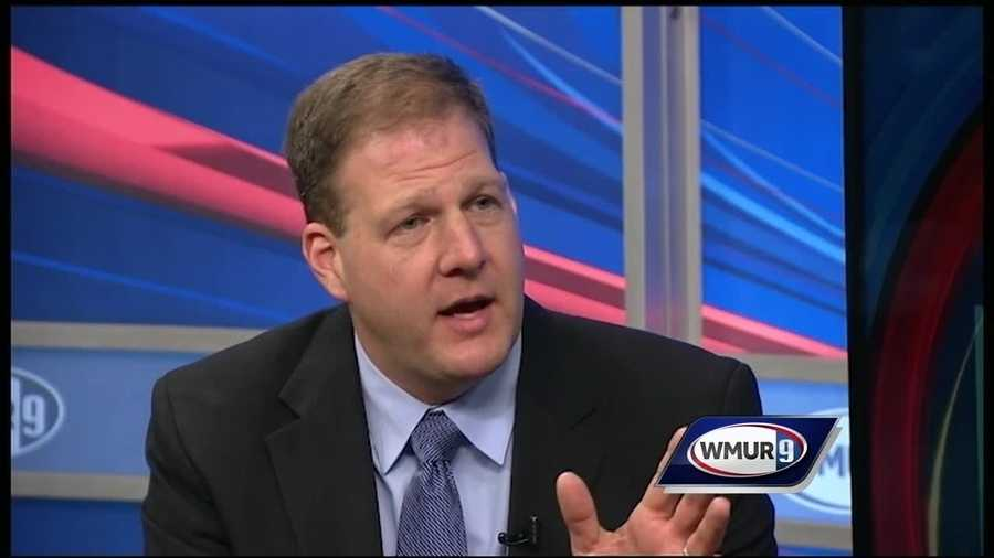 Updated: Sununu, NH Republican leaders offer health care 'insights' to US Senate leaders - WMUR Manchester