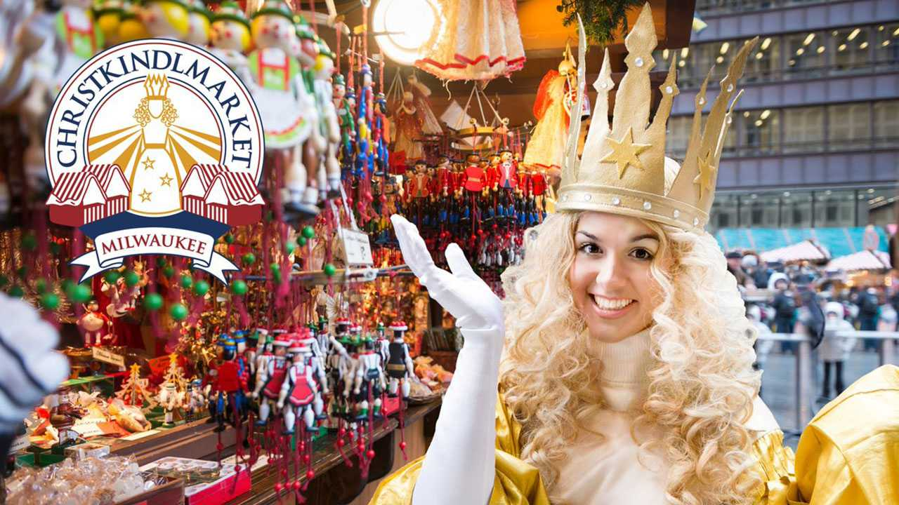 Christkindlmarket, the popular German Christmas festival that's been held in Chicago for more than 20 years, is coming to Milwaukee.