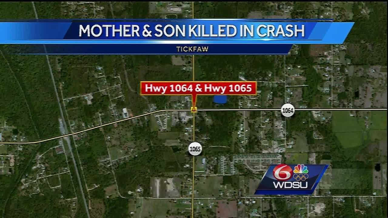 Cops: Drunk driver fleeing crash kills a mother and son
