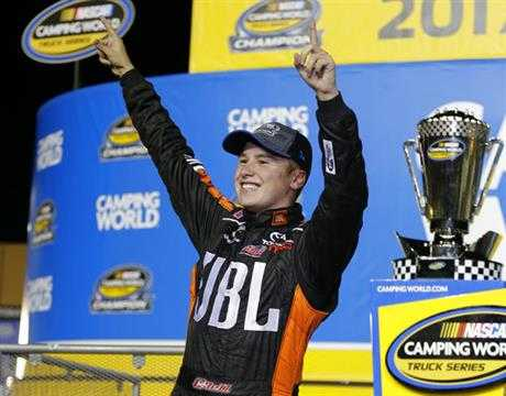 Christopher Bell wins Chili Bowl for 2nd straight year