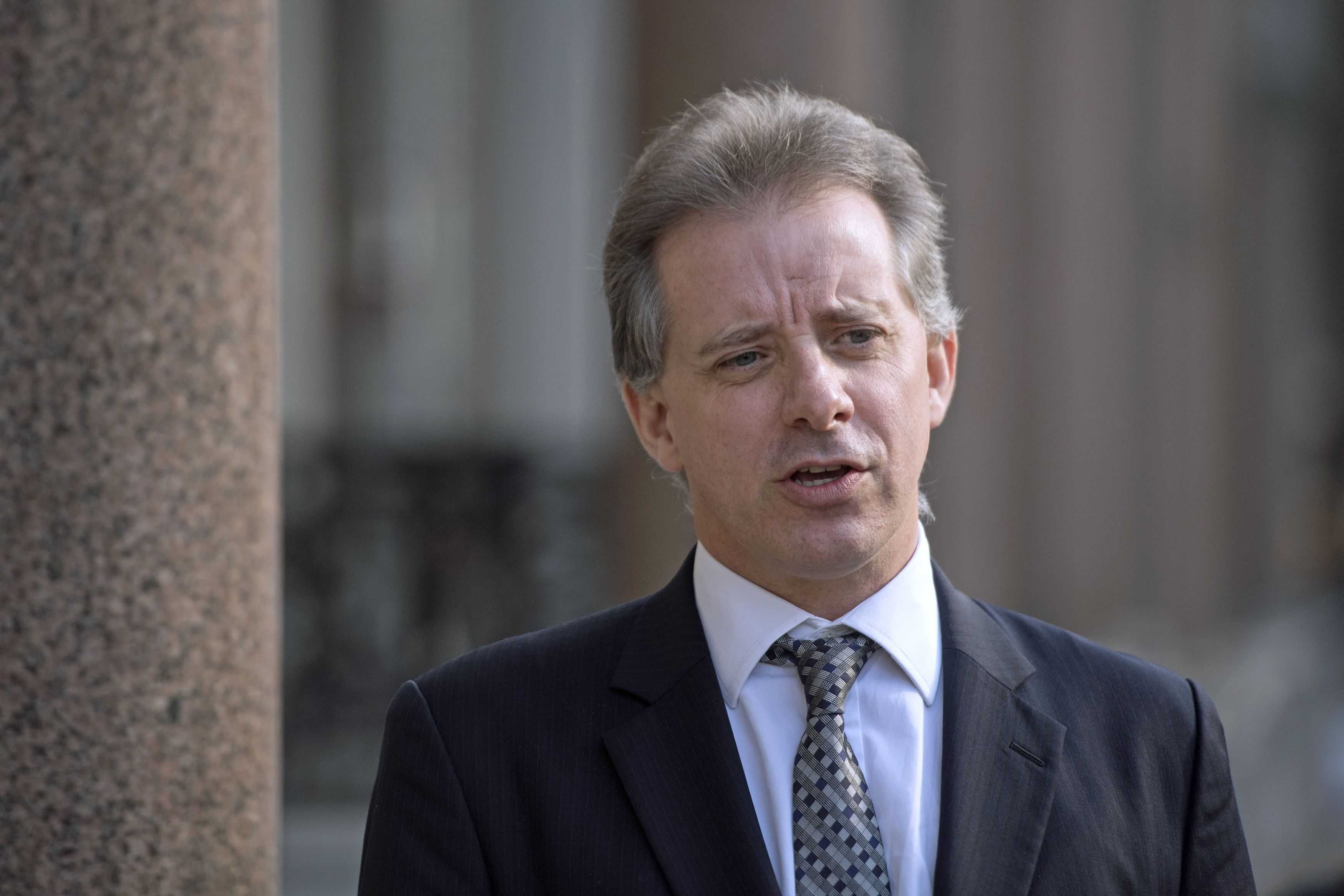 Senators Call For Criminal Probe Into Author Of Salacious Trump Dossier