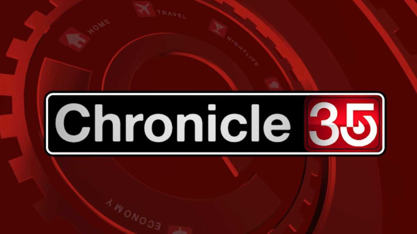Chronicle 35 logo