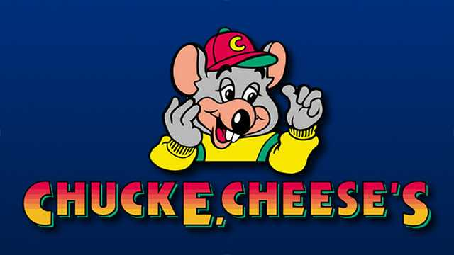 chuck e cheese hours sunday