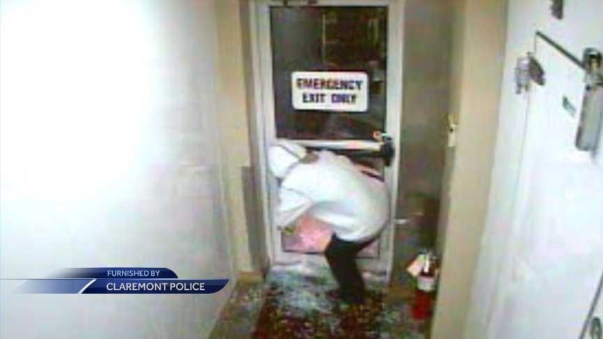 Claremont robberies