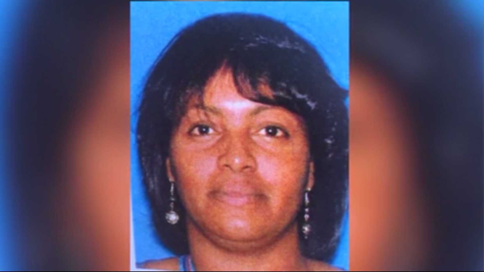 Nicole Darrington-Clark, 43, was arrested Tuesday, June 6, 2017, in connection to the stabbing death of her 1-year-old granddaughter, the Colton Police Department said.