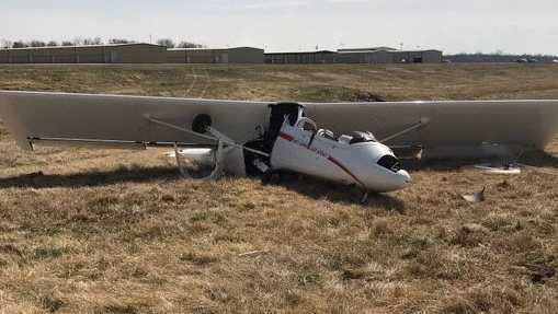 Small plane crash, Clay County, 3.17.17