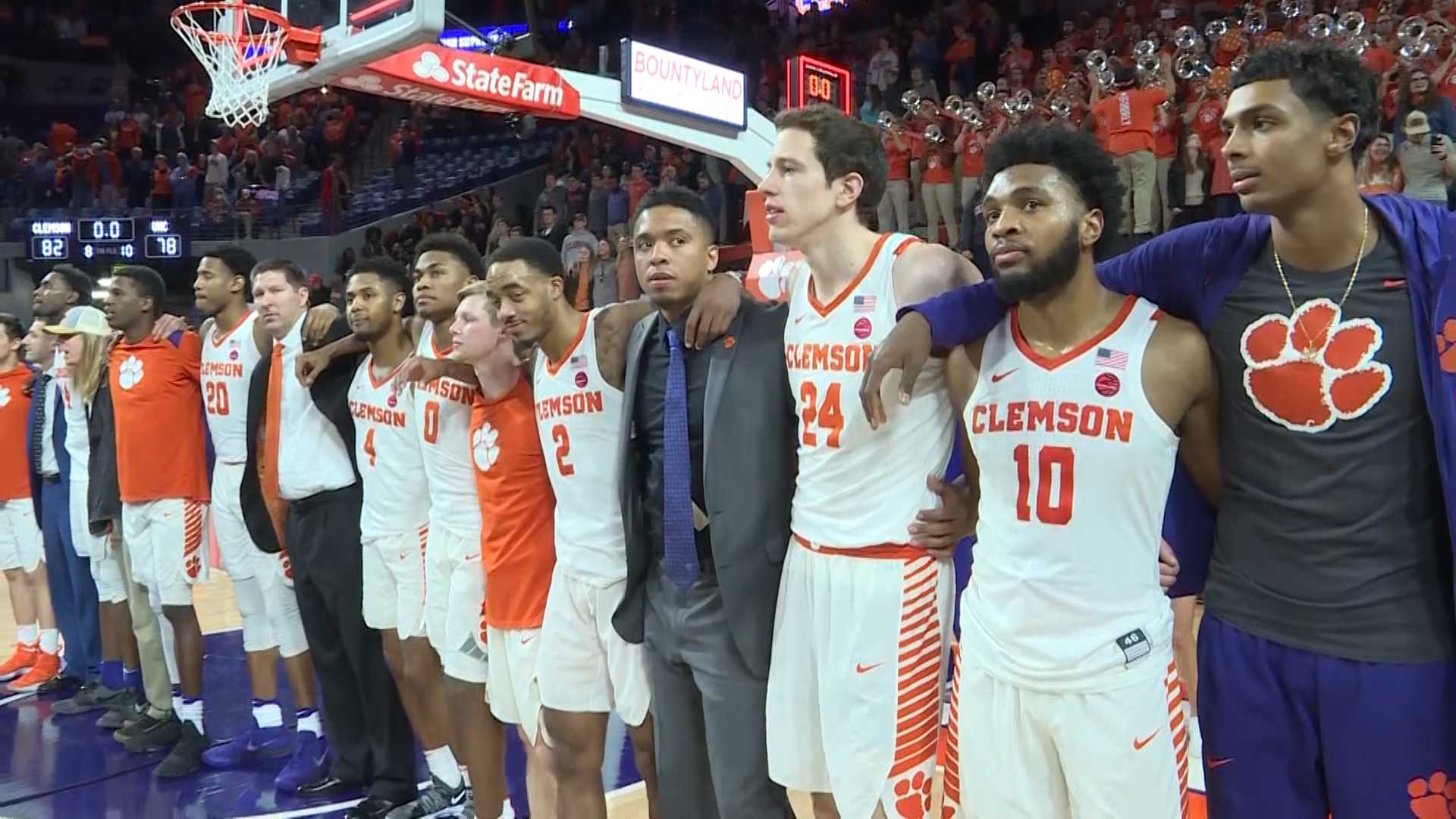Auburn basketball comes in as a two seed in NCAA Bracket Preview