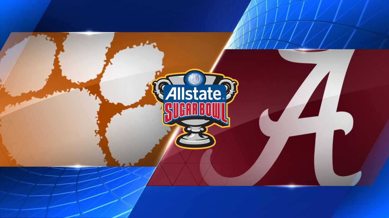 Alabama, Clemson meet in playoffs for third straight year