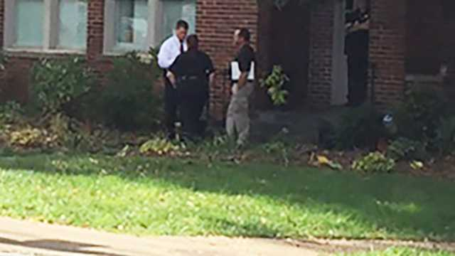 Body found on McDaniel Avenue