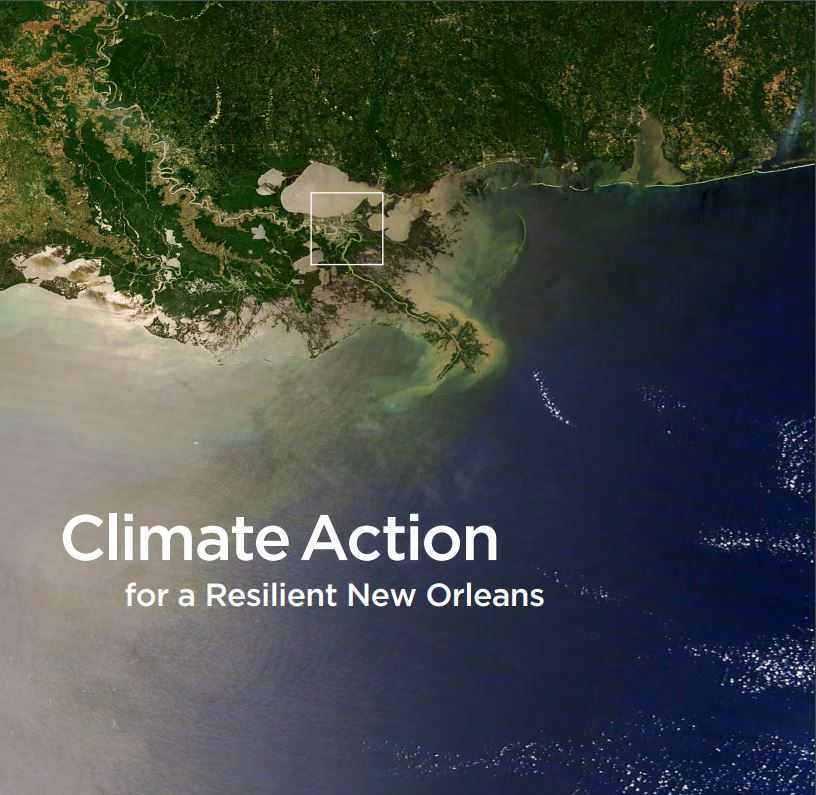 Landrieu adopts plan to combat effects of climate change in New Orleans