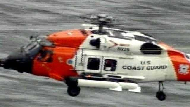 Army helicopter with 5 aboard crashes off Hawaii - US Coast Guard