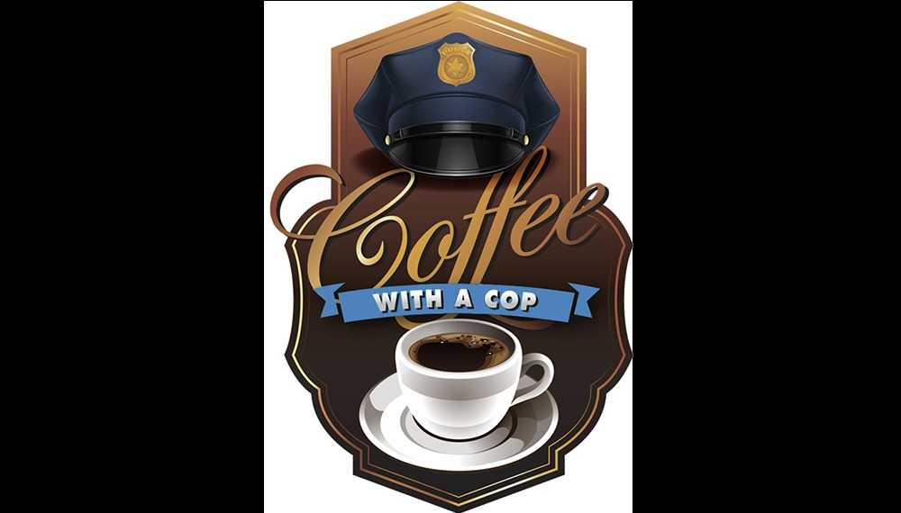 Get to know your local law enforcement at 'Coffee with a Cop'