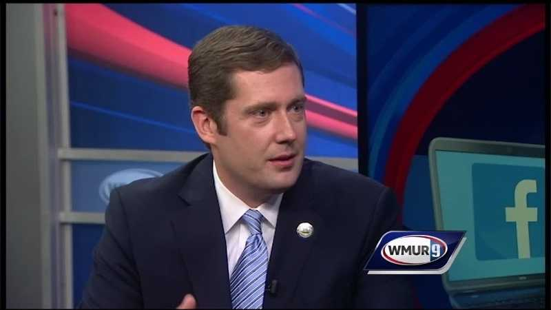 WMUR first: Van Ostern to challenge Gardner for NH Secretary of State