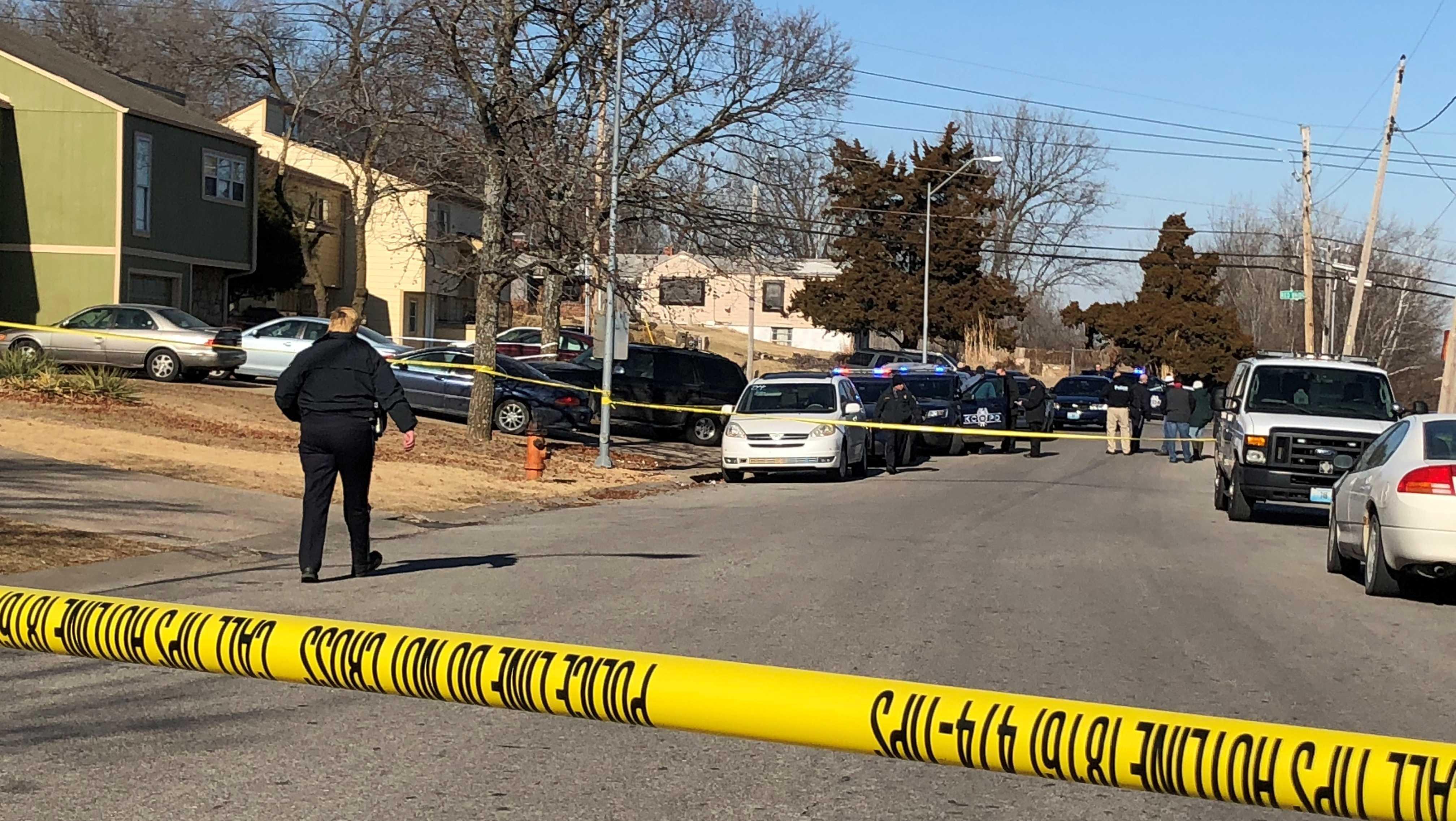 Homicide 11100 block of College Ave