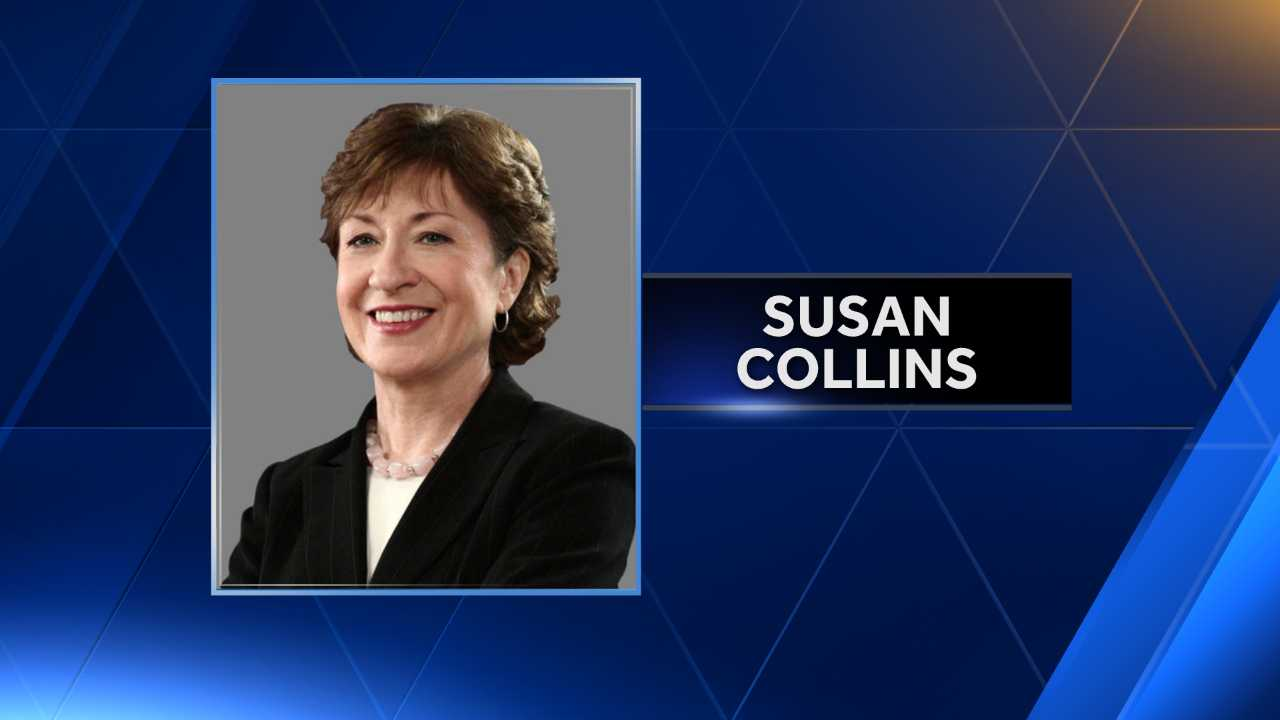 Collins 'leaning no' on new Republican health care plan