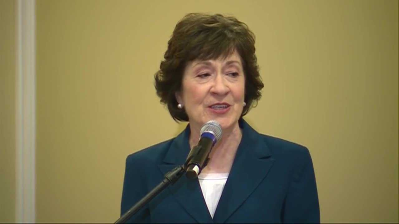 Nine protesters arrested for occupying Sen. Collins' Portland office
