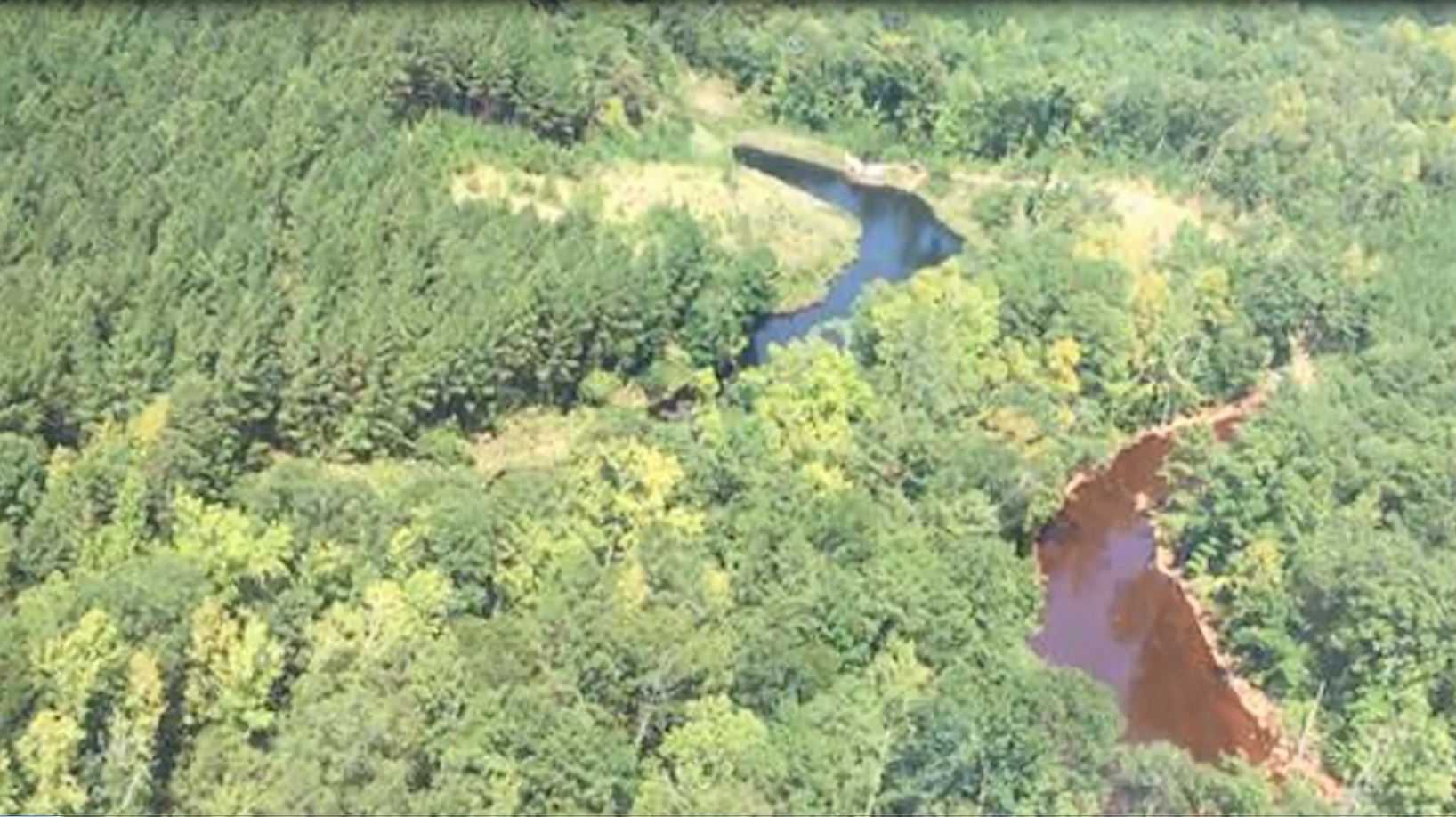 Colonial Pipeline Spill in Shelby County