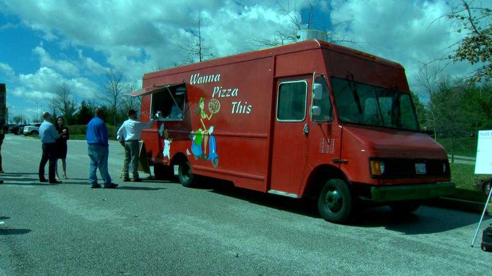 Columbia food truck