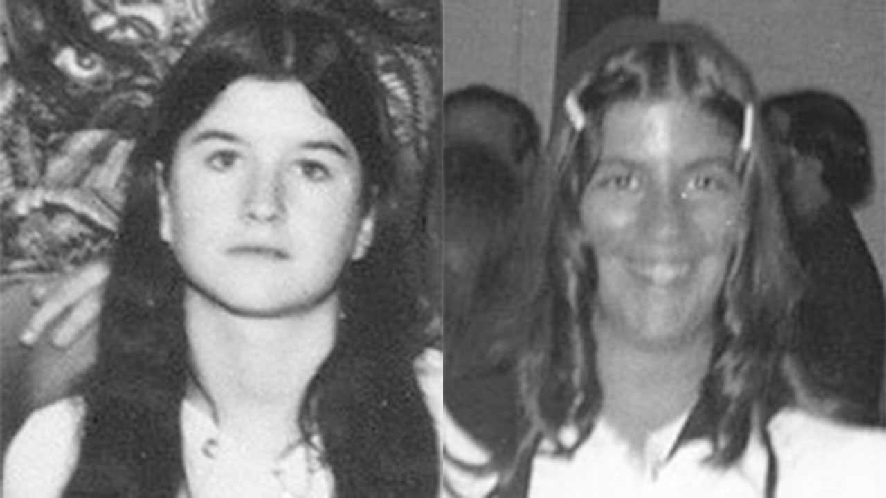 NH girls found dead 45 years ago were last seen hitchhiking