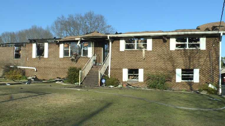 Married couple died in Concord house fire