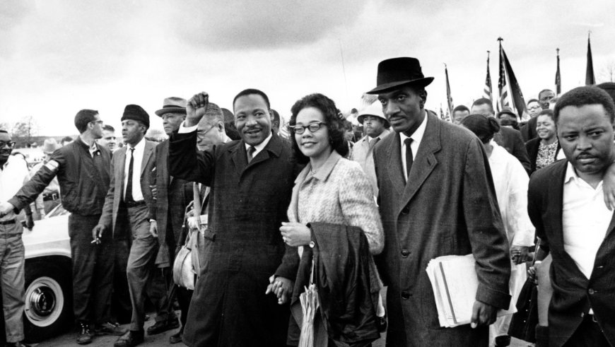 Coretta Scott King S Letter Against Sessions