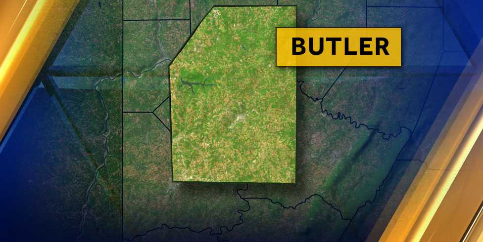 Driver dies after head-on collision with police vehicle in Butler County