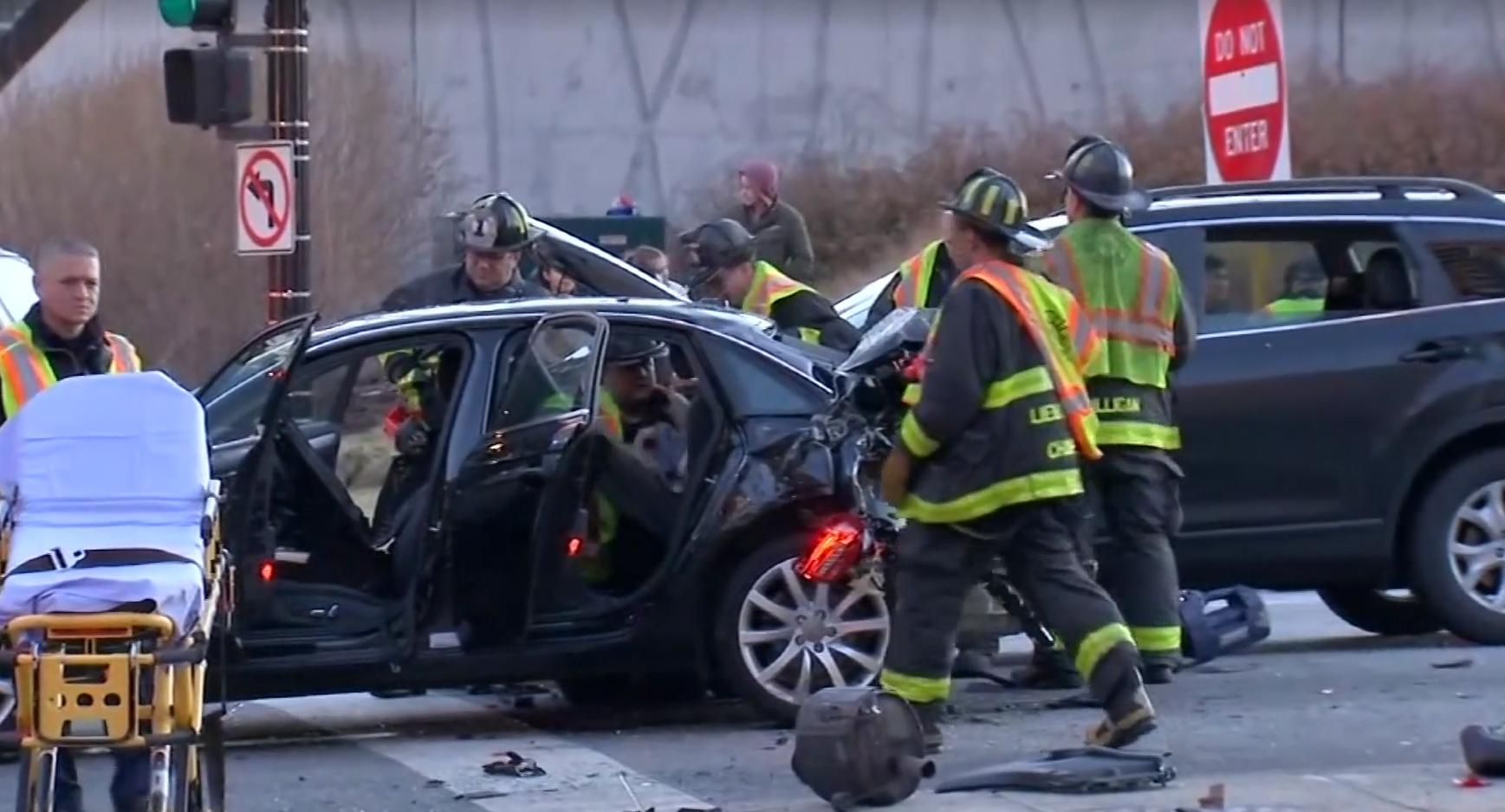Medical emergency causes fatal 9-car crash - Sacramento news