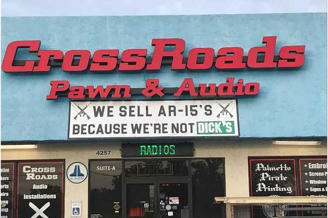 Image result for The Crossroads Pawn and Audio in Little River, S.C