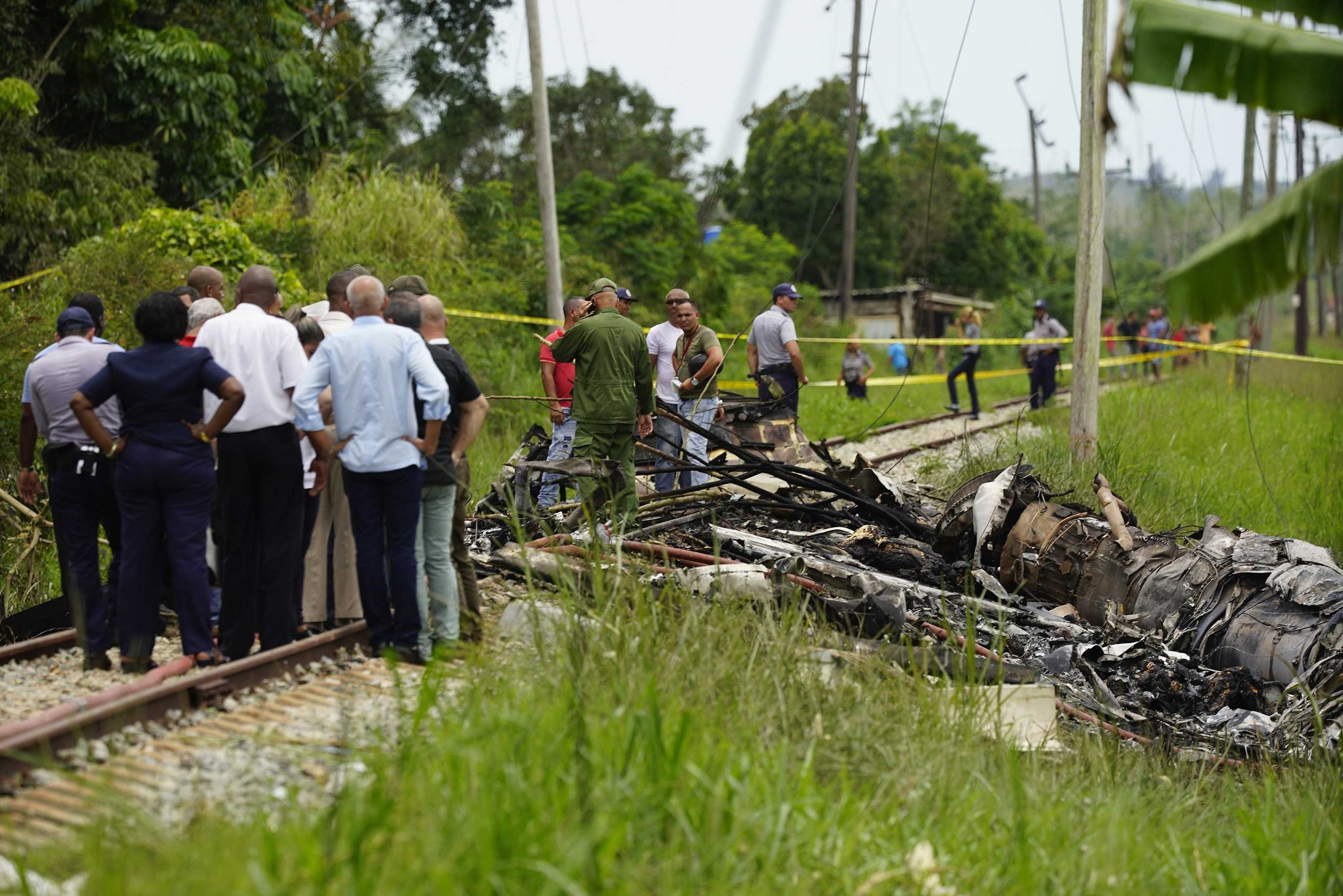 Company in Cuba plane crash had received safety complaints