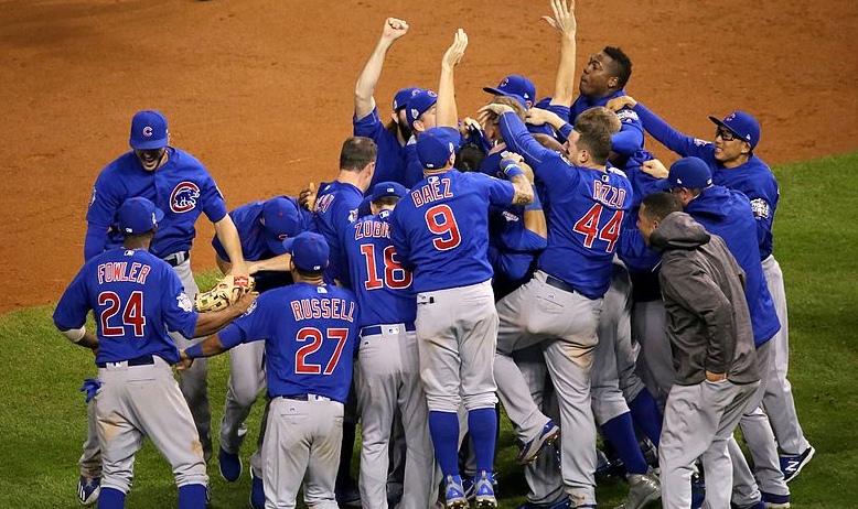 Cubs' Team Plane Diverted During Flight to Los Angeles, Spokesman Says